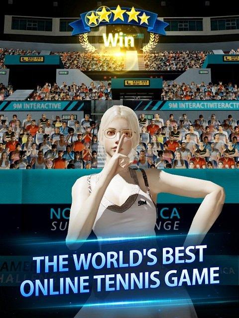 全民网球进化