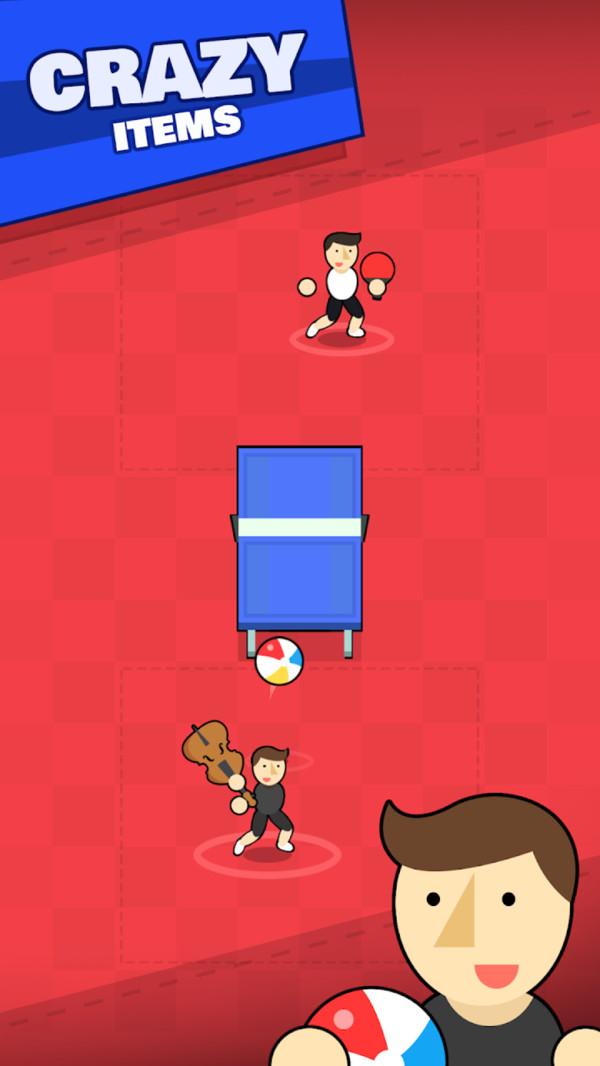 乒乓球大作战