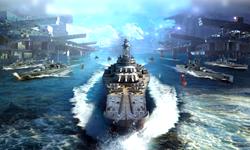 海战游戏大推荐,这几款海战类游戏最刺激