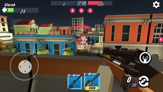 美国枪战3D