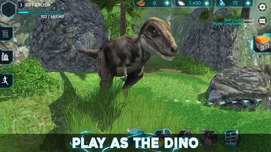 恐龙驯兽师破解版
