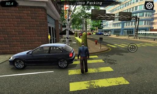 手动挡停车场