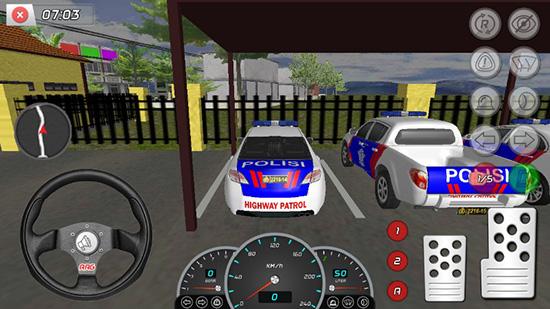 AAG警车模拟器破解版