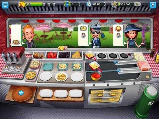 餐车厨师安卓版