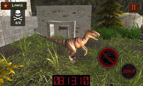 恐龙猎杀3D
