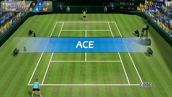 指尖网球3D安卓版