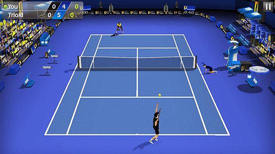 指尖网球3D下载