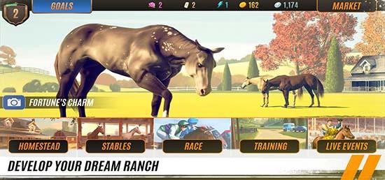马匹养成竞技下载