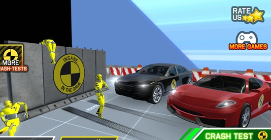 汽车碰撞试验破解版