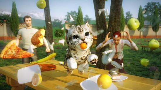 猫咪模拟器游戏