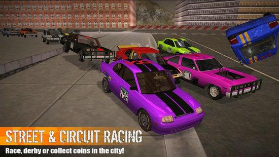 冲撞赛车3游戏