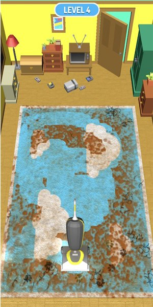我清理地毯贼6