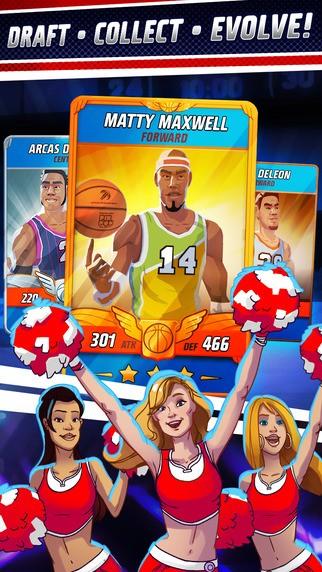 篮球明星争霸战