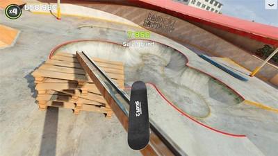 指尖滑板2破解版