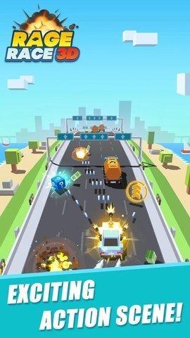 狂暴比赛3D