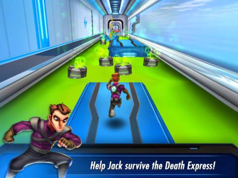超音速杰克