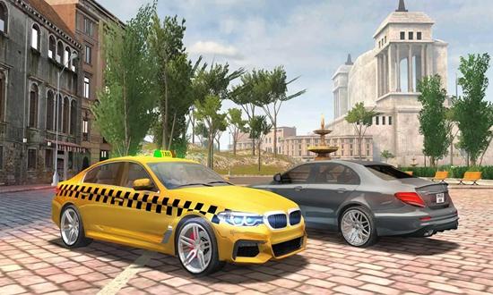 出租车模拟2020安卓版