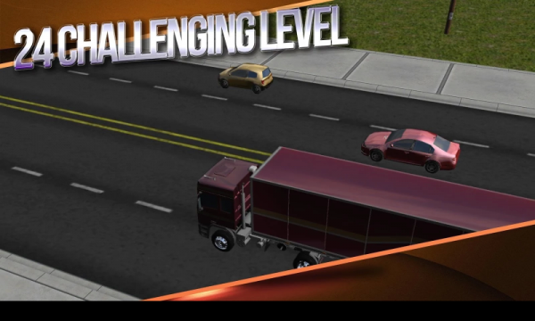 疯狂大卡车驾驶