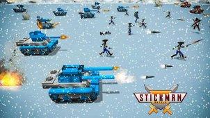 极限Stickman模拟器-战争游戏