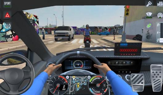 出租车模拟2020内购破解版下载
