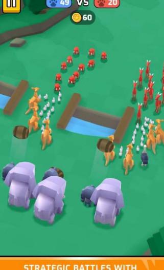动物战争破解版下载