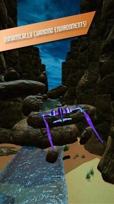 危险达雷尔无尽的飞行冒险游戏下载