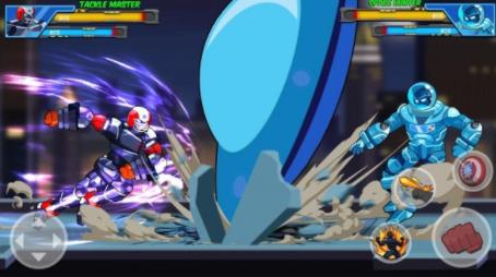 超级机器人英雄破解版下载
