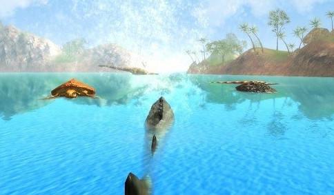 太陆鲨模拟器破解版