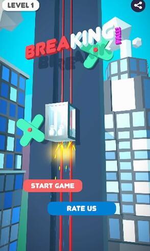 垂直救援3D无限钻石版下载
