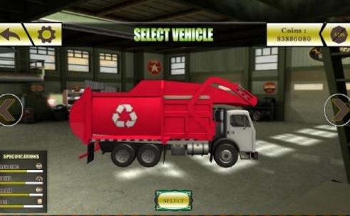 垃圾卡车驾驶模拟器游戏下载