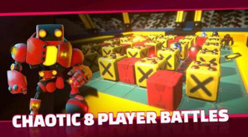 炸弹机器人竞技场破解版下载