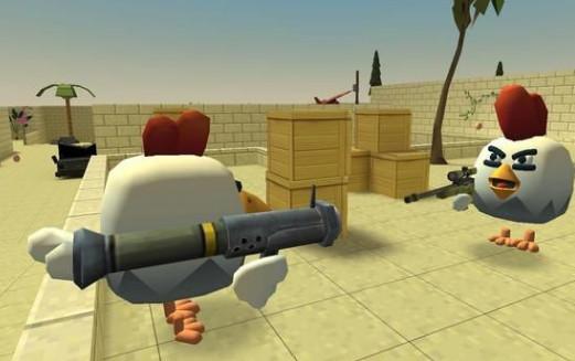 小鸡火力对决破解版
