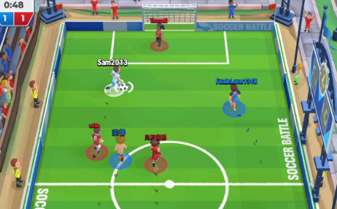 足球之战破解版下载