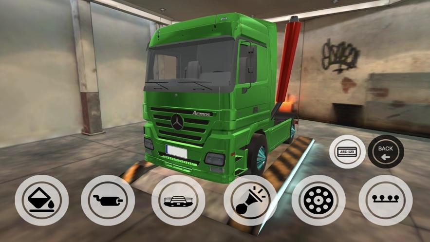 卡车模拟器2021手游