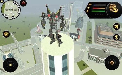 未来机器战士破解版