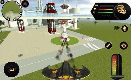 未来机器战士破解版下载