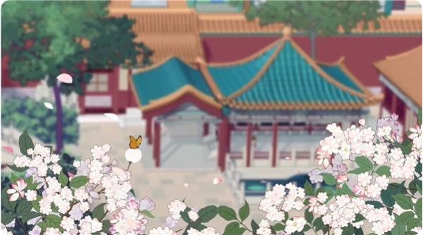 《梦幻花园》御花园春版本上线,国风动画带你感受春意盎然