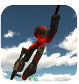 火柴人绳索英雄2破解版 v2.2