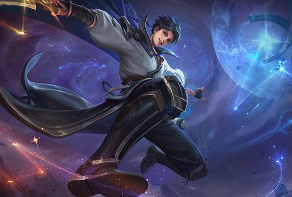 王者荣耀东方曜六月最新传说级皮肤竟与仙剑梦幻联动