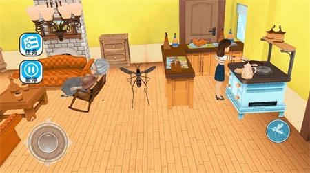 蚊子骚扰模拟器破解版