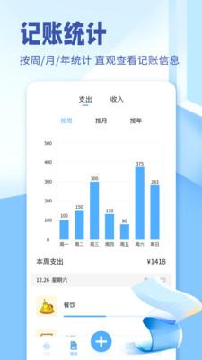 记账城市app