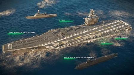 现代战舰在线海战破解版