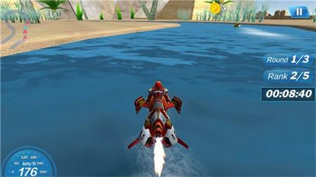 极速赛艇破解版