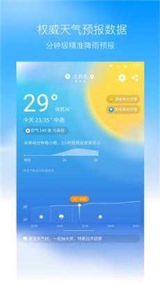 奈斯天气app