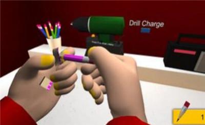削铅笔模拟器游戏