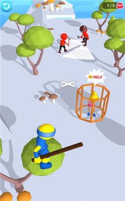 忍者潜龙杀游戏