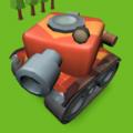 坦克冒险大作战游戏