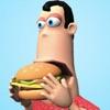 饮食挑战3D游戏