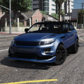 真正的城市驾驶SUV游戏